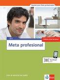 Meta profesional B1 (edición internacional). Libro de ejercicios + Audio-CD