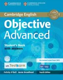 Testbank Objective Advanced Fourth edition. Student's Book with answers with CD-ROM with Testbank