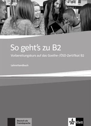 So Gehts Zu B2 Lehrerhandbuch Schulbücher Portofrei Bei Bücherde