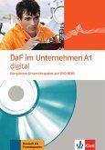 DaF im Unternehmen A1 digital, 1 DVD-ROM / DaF im Unternehmen Bd.A1