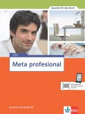 Meta profesional B1. Kursbuch + Audio-CD