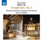 Sinfonien Op.2,Nr.1-6