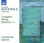 Streichquartette 1,3,6,7