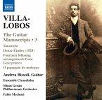 Guitar Manuscripts Vol.3
