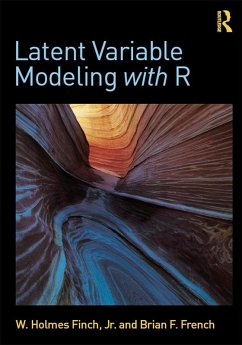 Latent Variable Modeling with R (eBook, PDF)