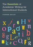 The Essentials of Academic Writing for International Students (eBook, PDF)
