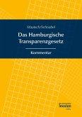 Das Hamburgische Transparenzgesetz (eBook, PDF)