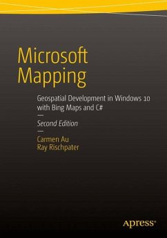 Microsoft Mapping Second Edition - Rischpater, Ray; Au, Carmen