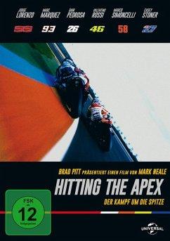Hitting the Apex - Der Kampf um die Spitze - Valentino Rossi,Dani Pedrosa,Jorge Lorenzo