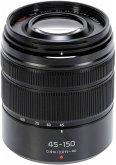 Panasonic LUMIX Vario 4,0-5,6/45-150 OIS Zoom-Objektiv für Micro FourThirds (52 mm Filtergewinde, Micro FourThirds Sensor)