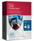 McAfee Total Protection 2016 Unlimited Devices (Code in a Box)