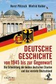 Deutsche Geschichte von 1945 bis zur Gegenwart (eBook, ePUB)