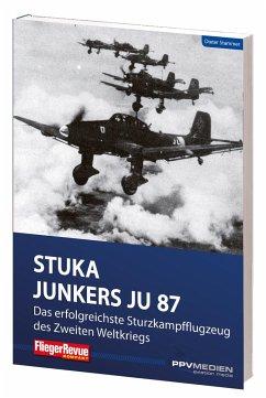 Stuka Junkers Ju 87 - Stammer, Dieter