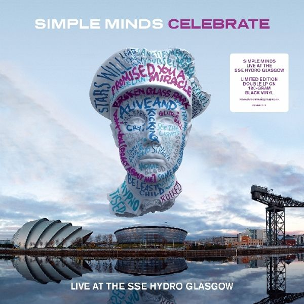 Live From The Sse Von Simple Minds Auf Vinyl Portofrei