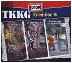 Ein Fall für TKKG - Krimi-Box, 3 Audio-CDs