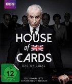 House of Cards- Die komplette Miniserien-Trilogie (3 Discs)