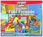 3er Box Fünf Freunde und die große Täuschung / Fünf Freunde Bd.37/67/92 (3 Audio-CDs)