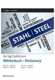 Verlag Stahleisen Wörterbuch Deutsch-Englisch / Englisch-Deutsch