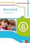 Blue Line 2. Grammatiktraining aktiv!