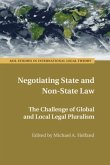 Negotiating State and Non-State Law (eBook, PDF)