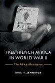 Free French Africa in World War II (eBook, PDF)