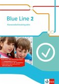 Blue Line 2. Klassenarbeitstraining aktiv!