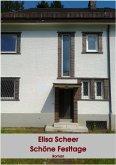 Schöne Festtage (eBook, ePUB)