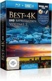 Best of 4K - UHD Impressionen, Volume 2 (Limited Edition, + UHD-Stick)