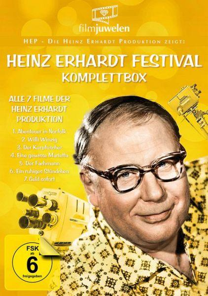 Heinz Erhardt Festival - Komplettbox