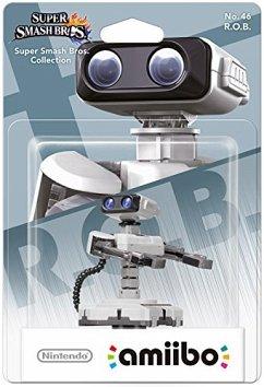 amiibo Smash R.O.B.