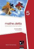 mathe.delta 5 Arbeitsheft plus Baden-Württemberg