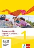 Tous ensemble. Ausgabe ab 2013 - Erklärfilme zur Grammatik mit Übungen. Bd.1, 1 CD-ROM