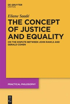 The Concept of Justice and Equality - Saadé, Eliane