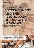 Entrenchment and the Psychology of Language Learning