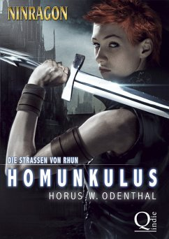 Homunkulus (eBook, ePUB) - Odenthal, Horus W.