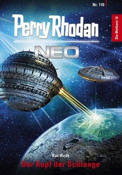 Der Kopf der Schlange / Perry Rhodan - Neo Bd.110 (eBook, ePUB) - Hirdt, Kai