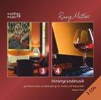 Hintergrundmusik: Vol.3 & 4-Gemafreie Musik (2cds)