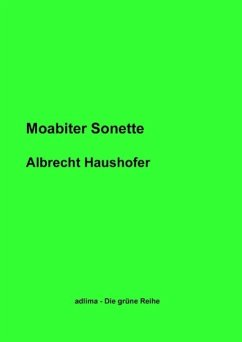 Moabiter Sonette (eBook, ePUB)