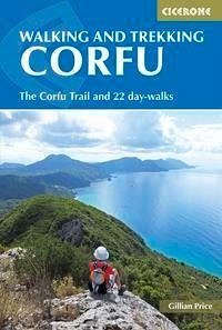 Walking and Trekking on Corfu - Price, Gillian
