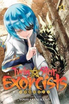 Twin Star Exorcists, Vol. 4 - Sukeno, Yoshiaki