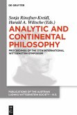 Analytic and Continental Philosophy