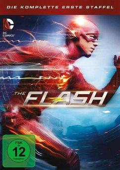 The Flash - Staffel 1 DVD-Box - Keine Informationen