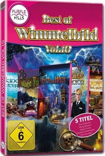Purple Hills: Best of Wimmelbild Vol. 10 (5 Spiele in ...