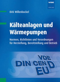 Kälteanlagen und Wärmepumpen - Willenbockel, Dirk