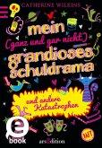 Mein (ganz und gar nicht) grandioses Schuldrama und andere Katastrophen / Und andere Katastrophen Bd.3 (eBook, ePUB)