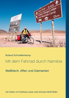 Mit dem Fahrrad durch Namibia (eBook, ePUB)