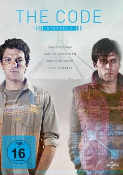 The Code - Staffel 1 (2 Discs) - Dan Spielman,Ashley Zukerman,Adele Perovic