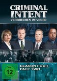 Criminal Intent - Verbrechen im Visier, Season Four, Part Two (3 Discs)