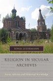 Religion in Secular Archives (eBook, ePUB)