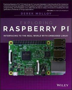 Exploring Raspberry Pi - Molloy, Derek